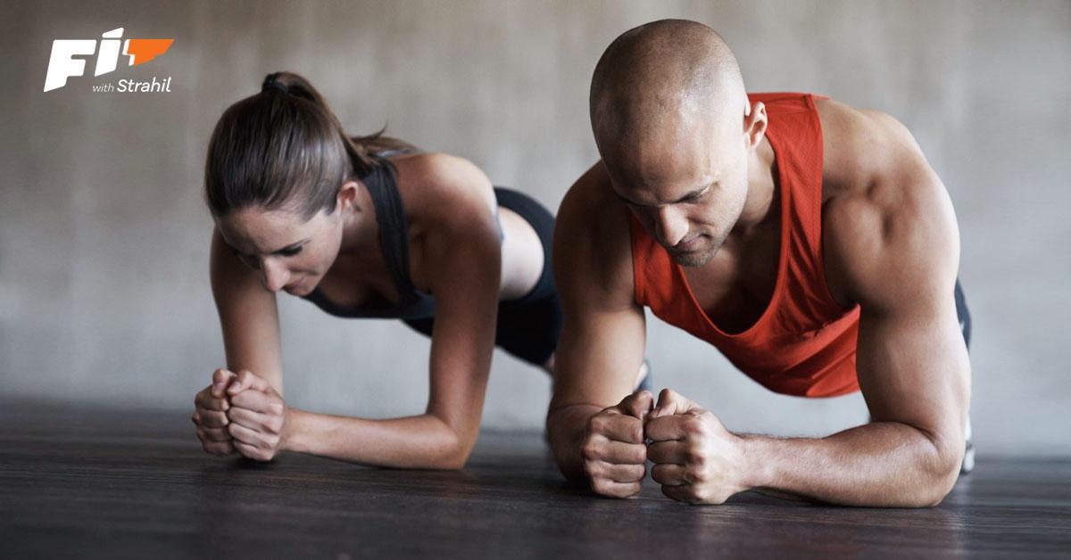e88a261859a Топ 20 упражнения за плосък и стегнат корем | Fit with Strahil