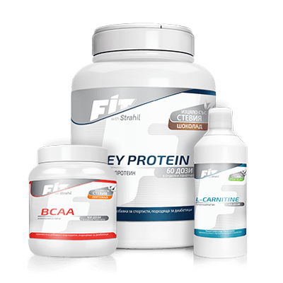 supplements - fit with strahil