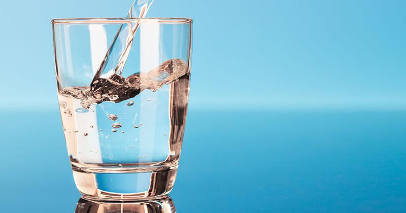 Не пиете достатъчно вода
