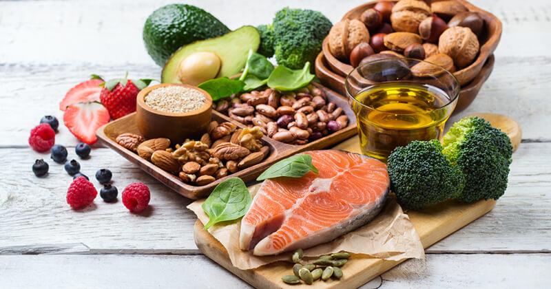 Здоровые жиры