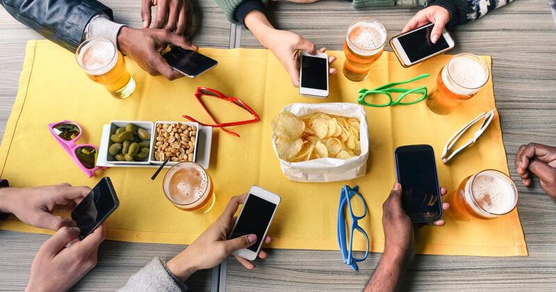 Пристрастяване към смартфона